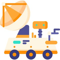 See more icon inspiration related to satellite dish, transportation, automobile, nature, car, van, vehicle and transport on Flaticon.