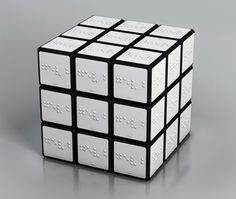 meme-meme #product design #rubiks cube #braille