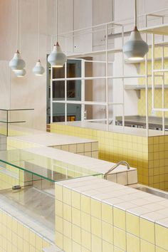 Juana Limon Light-Filled Bakery [Madrid] | Trendland