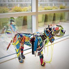 markparkeroffice34 | Fubiz™ #sculpture #modelling #trainers