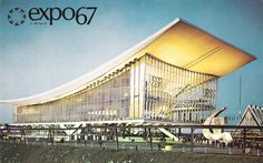 Expo67_9.jpeg (785×492) #expo #montreal #67