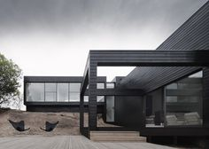 CJWHO ™ (Ridge Road Residence by Studio Four We sought to...)