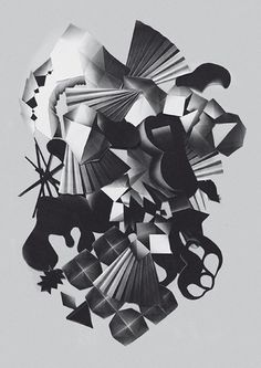 les graphiquants - typo/graphic posters #folding