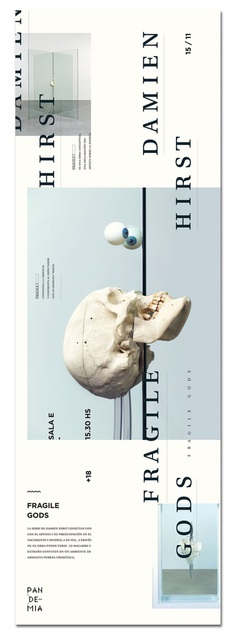 Pandemia ~ Exhibition ~ Cát.Gabriele