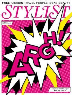 NAS CAPAS #lettering #magazine
