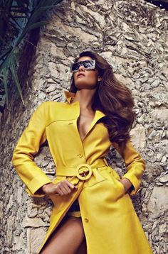 Isabeli Fontana by Koray Birand #fashion #model #photography #girl