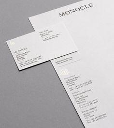 #monocle #identity