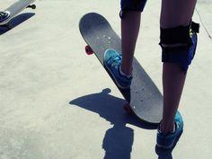 Skater girl #1