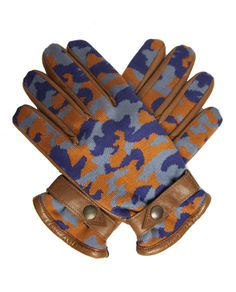 CAMO GLOVES #orley