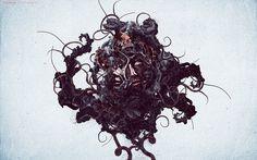 SICERRO by Justin Maller #creative #design #digital #art