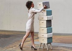 Furniture collection by Rianne Koens - www.homeworlddesign. com (9) #furniture #design