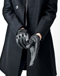 muse:magazin #fashion #leather #gloves