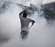 Burnout by Dimitris Michalakis #inspiration #photojournalism #photography