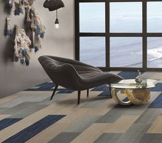 Carpet Tiles Collection, Inspired by the Ocean