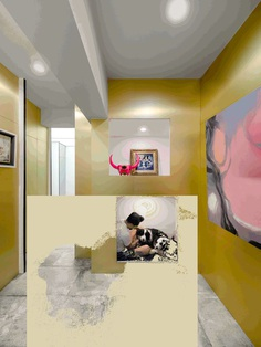 Artland Home in Shanghai by Topos Design Clans 21