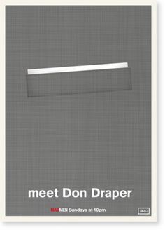 ~ beyond recovery ~ #don #design #graphic #draper #men #mad