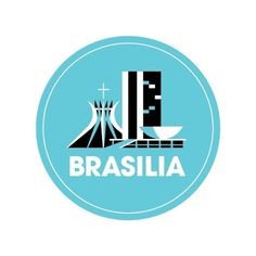 FFFFOUND! | Architecture of Brasilia on Flickr - Photo Sharing! #brasilia #illustration #geometric
