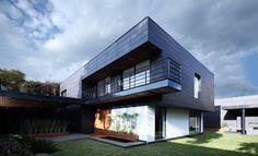 Fatima House by Jorge Hernandez De La Garza #minimalist #house
