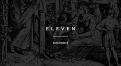 Eleven Store - Rebranding on the Behance Network #logo