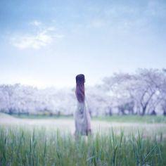 Beautiful Female Portraits by Yu Ichiro
