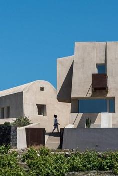 Santorini Summer House / Kapsimalis Architects
