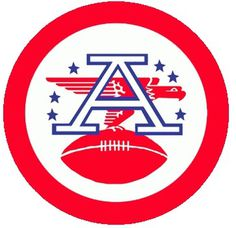 American Football League Logo - Chris Creamer's Sports Logos Page - SportsLogos.Net #logo