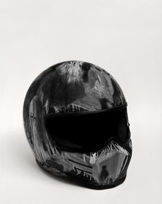 Crash Marks – More Soon #helmet #crash #texture
