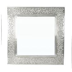 Aluminium Square Mirror Frame, 70cm
