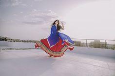 Chandni-Dua #photo #motion #happiness #fashion #dress