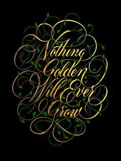 Nothing Golden