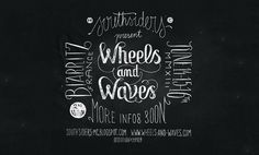 2nd Edition… #wheels #drawn #and #hand #waves