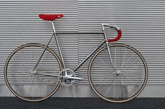 2013 NAHBS: Bishop Raw C Record Track #bicycle #prolly #track #bike