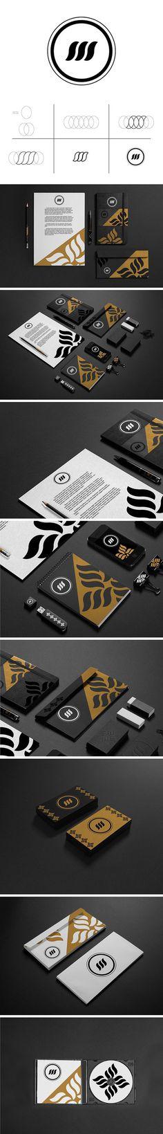 M logo // branding // identity #logo #branding #design #identity #symbol #mockup #corporate #work #new #concept