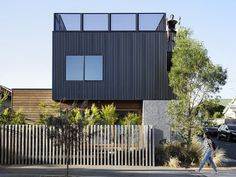 Modern Small Townhouse Excellently Designed for a Modest Budget