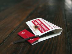 Red Feather matches #matches #feather #red
