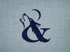 Dribbble - Wolf & Whisper V? by Mackey Saturday #logo #wolf