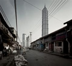 Ausstellung Tim Griffith | Babel Town in der Fotogalerie f 75 #griffith #tim #photography #architecture
