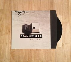 Stanley Odd - Reject LP #cover #lp #vinyl #scotland #hop #odd #hip #stanley