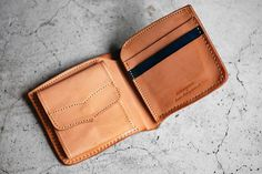 tumblr_lr2f95Wmm21qau50i.jpg (500×334) #leather #wallet