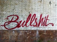 Typeverything.com 'Bullshit' (via jumabc) - Typeverything #typography