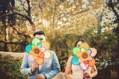 Capture The Fun With These 40 'Fun'-tastic Prewedding Photoshoot Prop Ideas