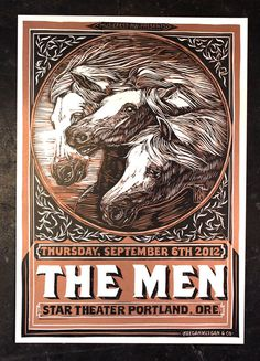 Image of The Men #poster