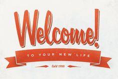 All sizes | welcome | Flickr - Photo Sharing! #illustrator #illustration #vintage #art #artist #christopher #paul