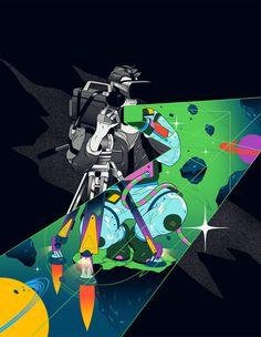 Andrew Archer Illustration & Art Direction ×