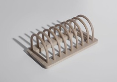 Dish Rack by Studio Tolvanen