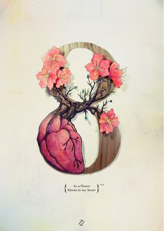 8th – Blossom in my Heart