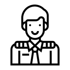 See more icon inspiration related to user, steward, professions and jobs, air hostess, flight attendant, profession, airplane, job, service, avatar and profile on Flaticon.