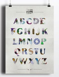 FeatherType (Free Font) on Behance