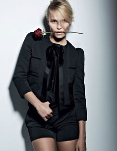 Natasha Poly by Patrick Demarchelier