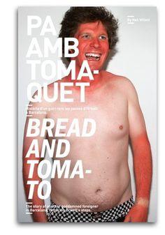 Francesc Moret #comanegra #amb #pa #tomaquet #editorial